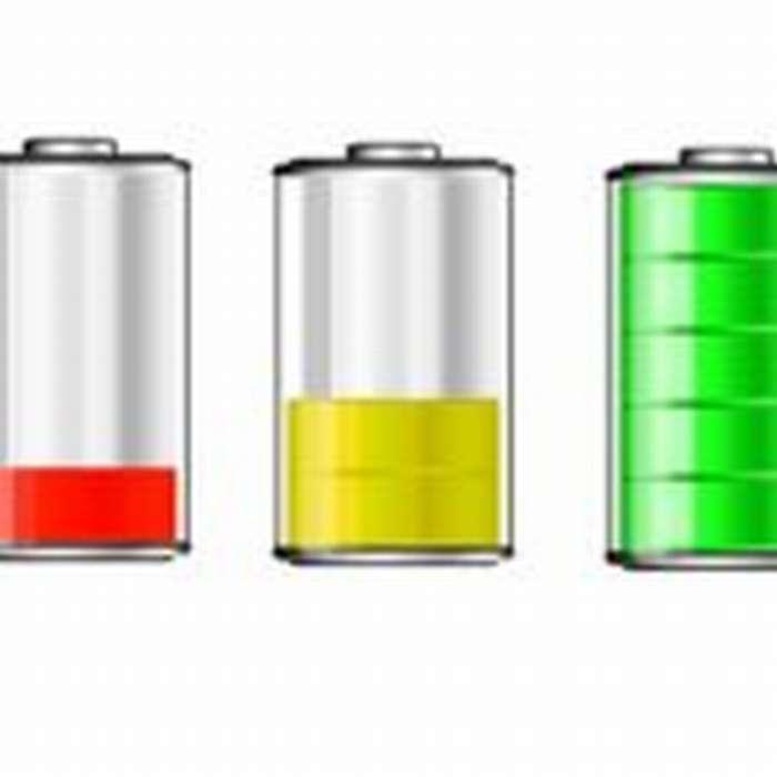 разряд батареи