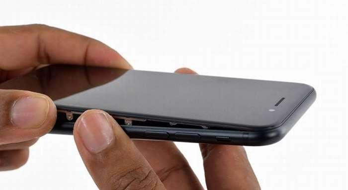 не включается iPhone после замены модуля дисплея
