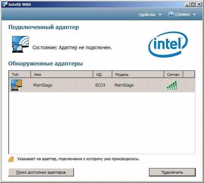 Что такое Wireless Display, как подключить Intel WiDi и как им пользоваться?