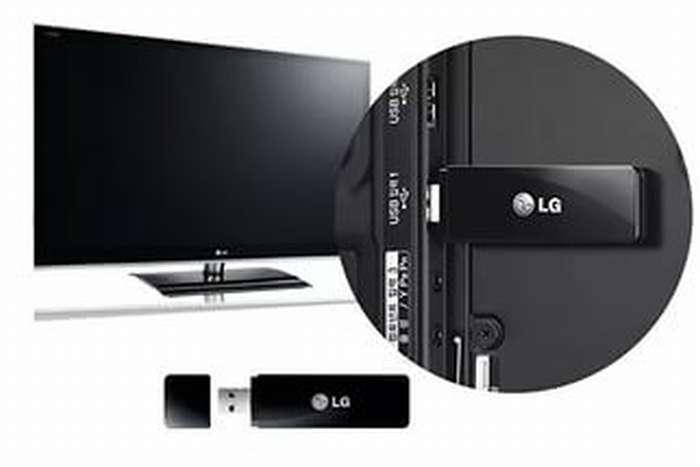 LG AN-WF100: обзор модуля WI-Fi для телевизора LG