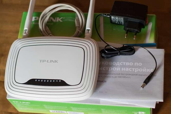 TL-WR842N: многофункциональный роутер от TP-Link для дома и офиса