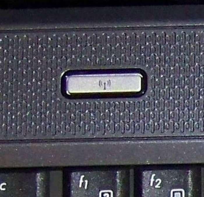 Выделенная кнопка