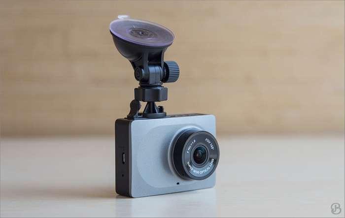 Видеорегистратор Xiaomi Yi Wi-Fi DVR: обзор и достоинства