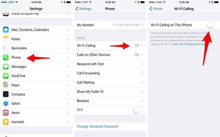 Wi-Fi Calling: что это такое, звонки в МТС, на телефонах Samsung