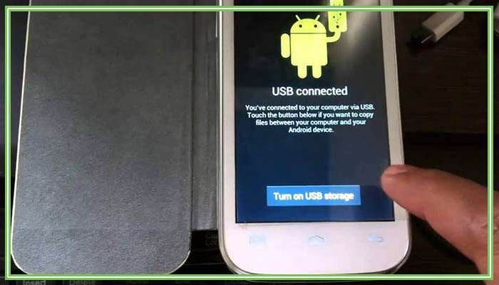 комп не видит телефон андроид через юсб а зарядка идет