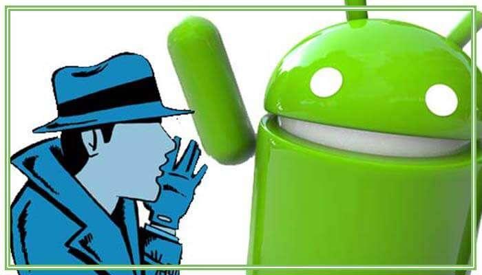 как найти программу шпион на андроиде