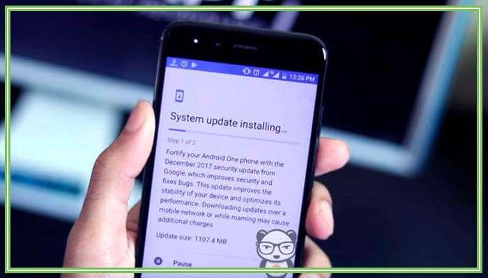 перезагружается андроид сам по себе