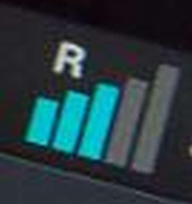 что означают значки вверху экрана на android