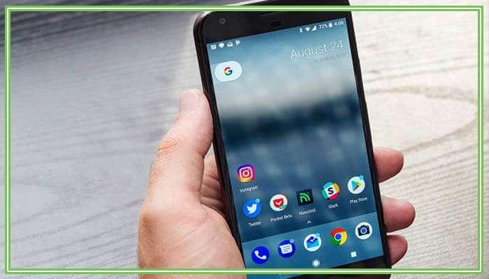 почему на андроиде не сохраняются фотографии в галерее