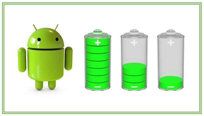 телефон неправильно показывает заряд батареи на андроид