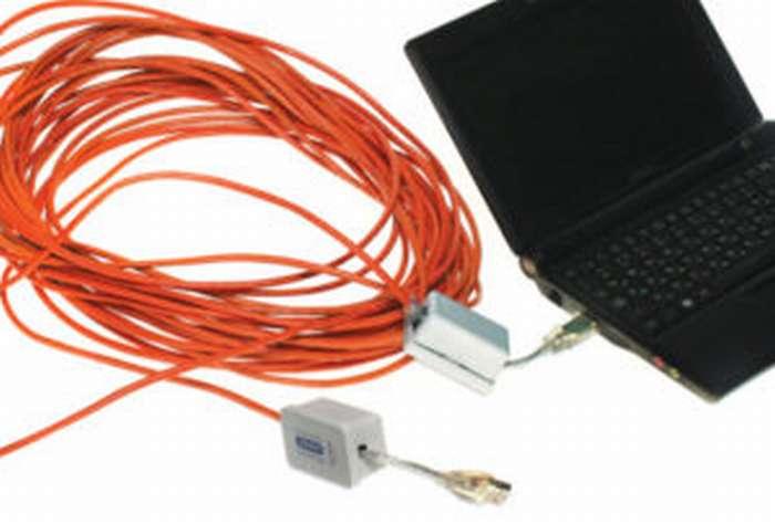 USB-удлинитель по витой паре