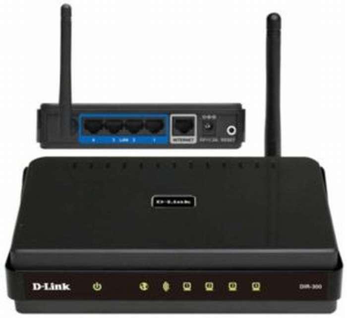 роутер D-Link DIR -300