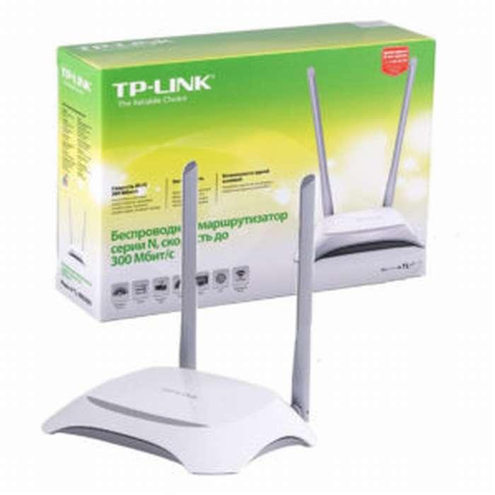 TP-Link модели TL-WR840N