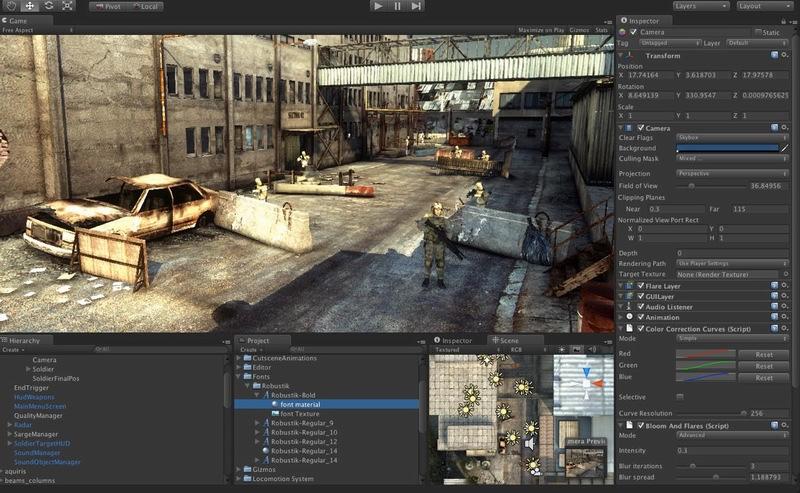 Как сделать Андроид игру с нуля через Unity 3D