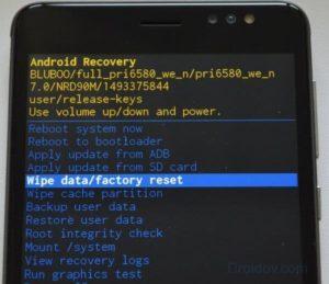 Инженерное меню Android - как войти, функции и настройки