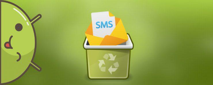 Как восстановить удаленные SMS на Android