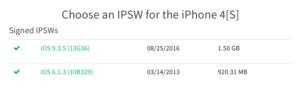 iPhone X(s/r)/8/7/6 и Recovery Mode (режим восстановления)