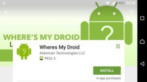 Как найти Android телефон - способы и программы