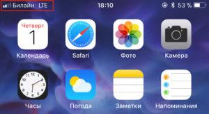 iPhone X(s/r)/8/7/6 не видит СИМ-карту