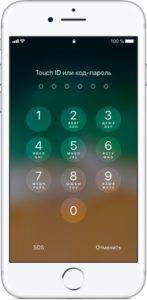 Способы снятия блокировки по Apple ID