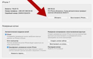 iPhone X(s/r)/8/7/6 не прошивается ошибки