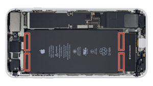 Как заменить батарею (аккумулятор) iPhone 8 и 8 Plus