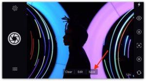 Как на iPhone X(s/r)/8/7/6 фотографировать с длинной выдержкой
