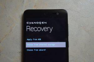 Android не обновляется по воздуху прошивка