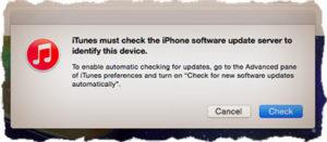 iPhone X(s/r)/8/7/6 не включается (не загружается)