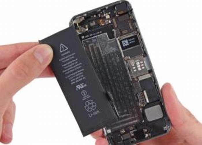 Как заменить батарею (аккумулятор) iPhone 5/5S