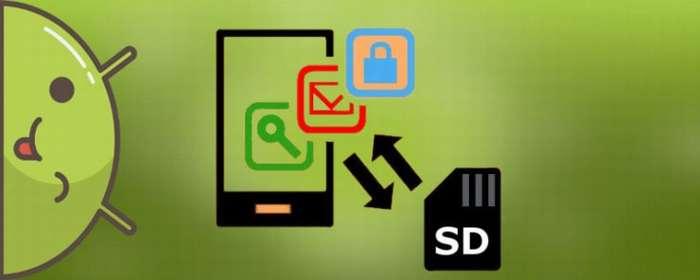 Как перенести приложения на карту памяти на Андроиде