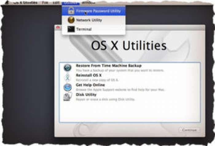 MacBook не загружается после обновления
