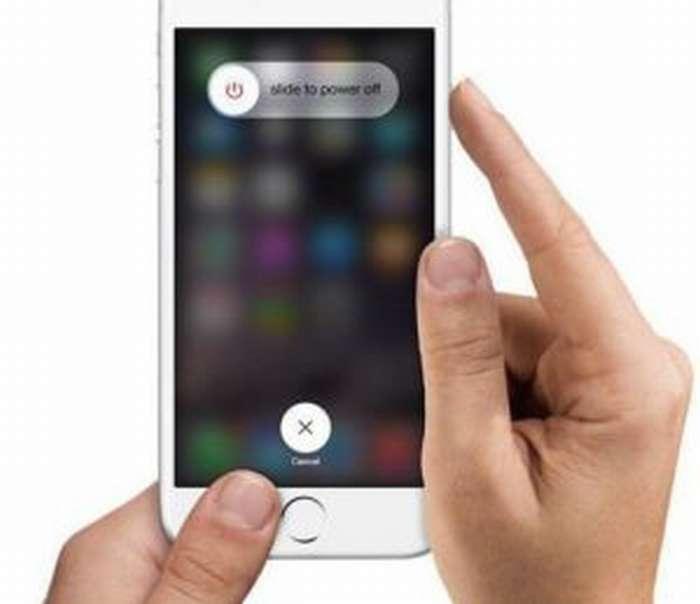 iPhone X(s/r)/8/7/6 сам перезагружается на iOS 12 периодически или циклически