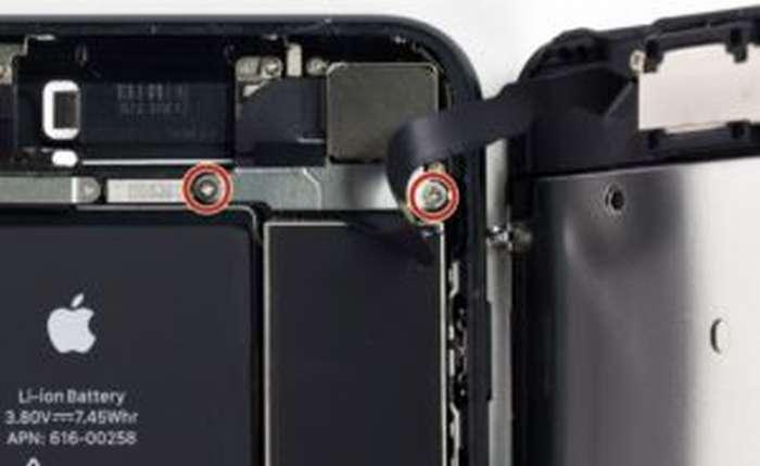 Как заменить батарею (аккумулятор) iPhone 7 и 7 Plus