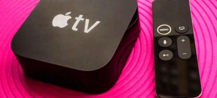 Набор программ для Apple TV, телевидения будущего 4-ого поколения