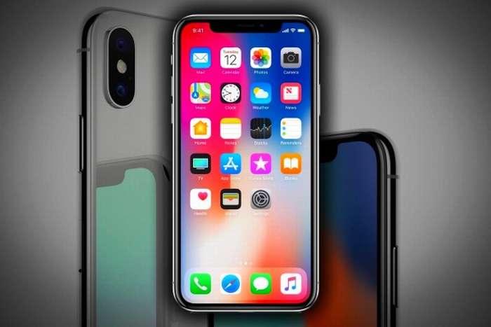 десятый айфон