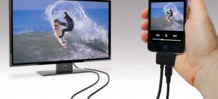 6 способов подключить смартфон к TV
