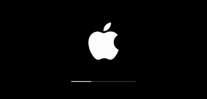 логотип айфона