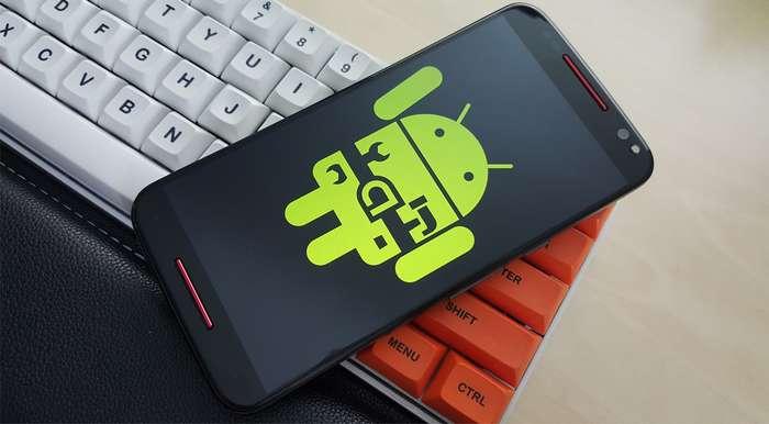 андройд и клавиатура