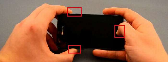 Samsung Galaxy S7 хард ресет