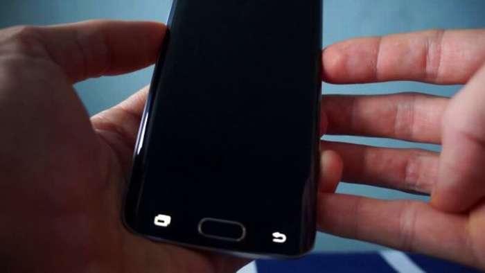 Кнопка включения Samsung Galaxy S6