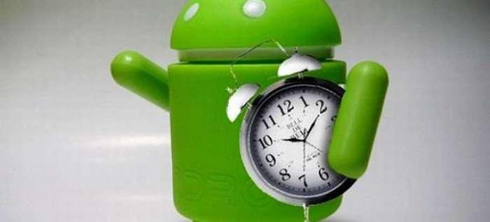 7 причин почему не срабатывает будильник на смартфоне Android