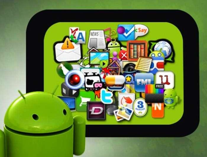 приложения андройд