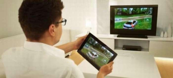 9 1 способ подключить любой планшет к TV