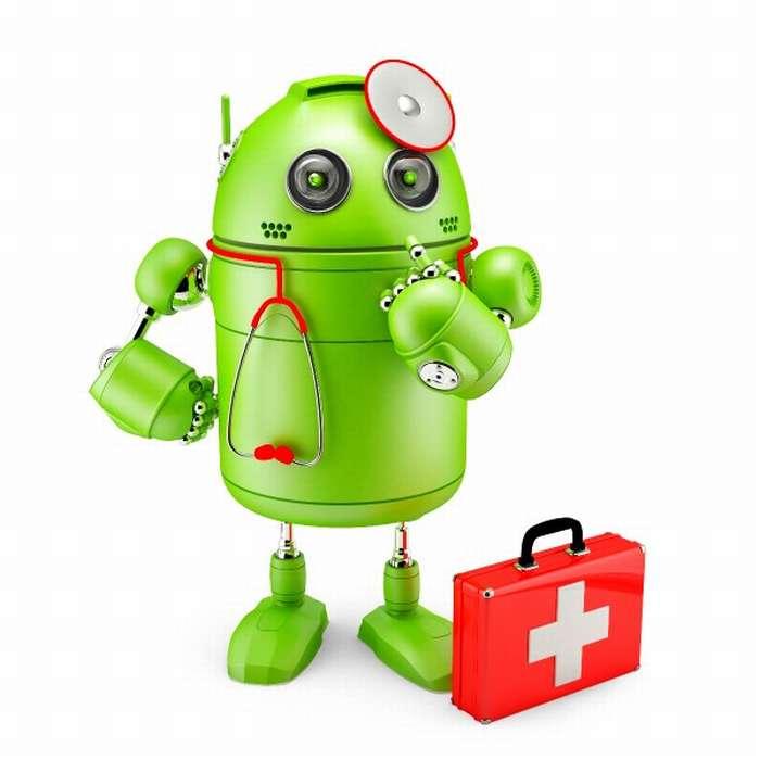 доктор андройд